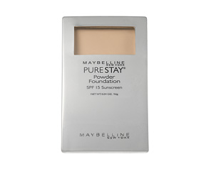 Maybelline PureStay Powder Foundation