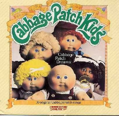 Cabbage Patch Kids Doll Clothes Sewing Pattern